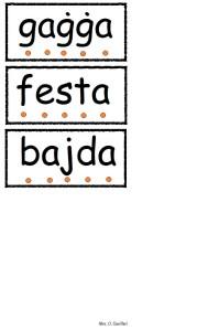 Flashcards Blokk 5b